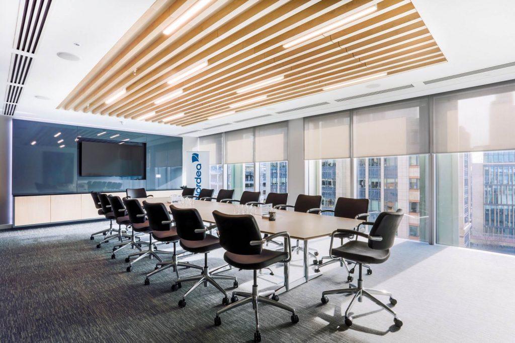офисный интерьер дизайн