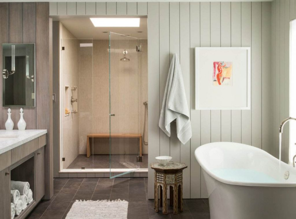 бюджетный дизайн ванной