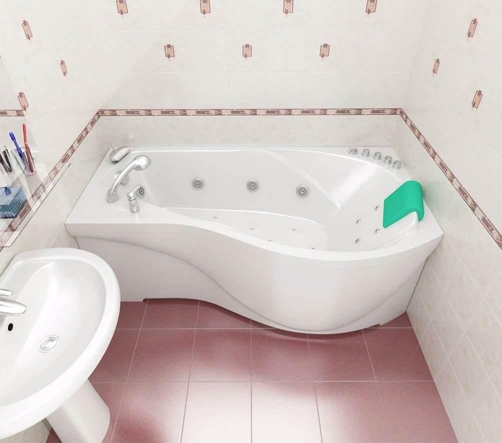 акриловая ванная