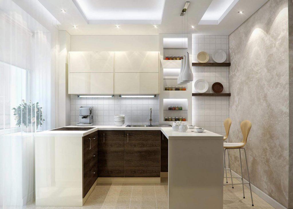 дизайн квартиры в светлых тонах современный стиль