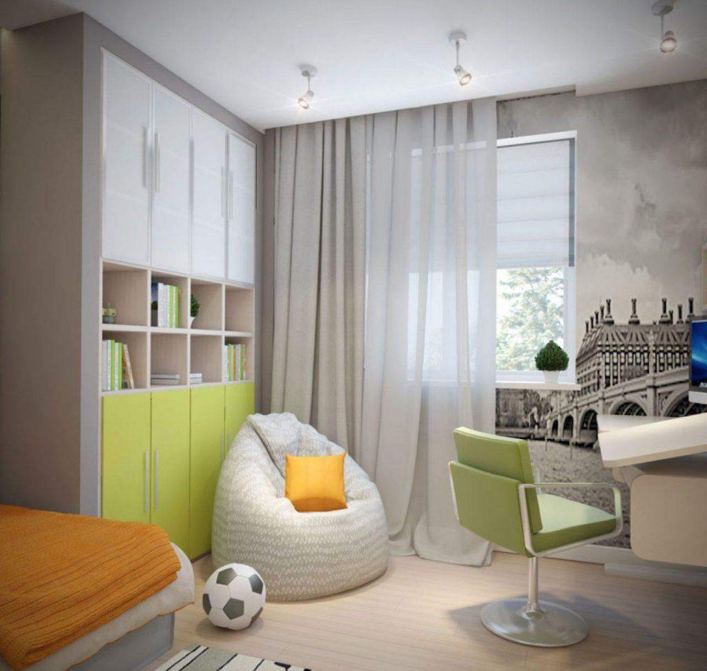 интерьер светлой квартиры