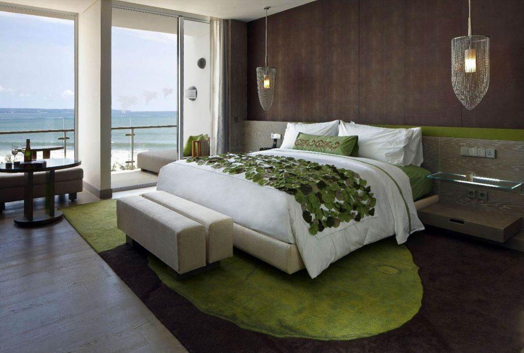 Фото большой спальни