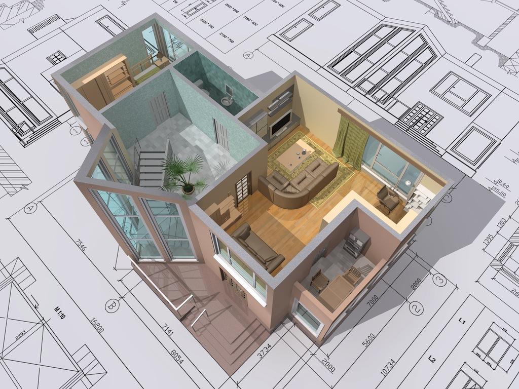 дизайн проекты частных домов фото