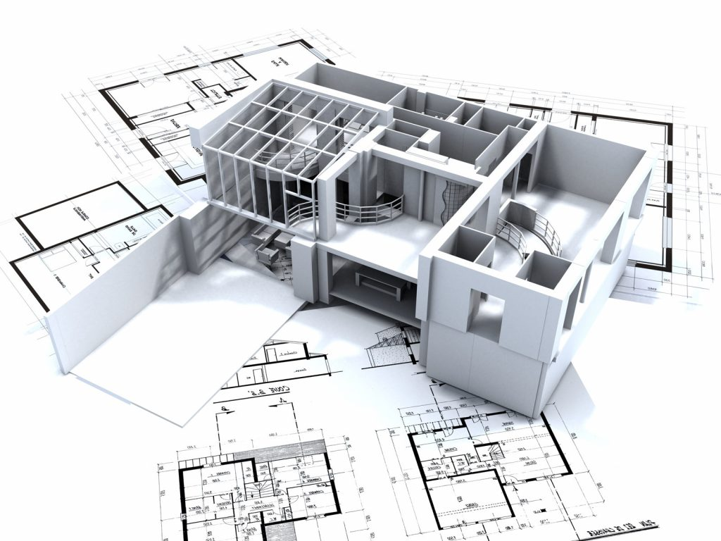 дизайн проект частного дома цена