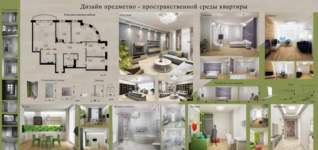 дизайн проект самому