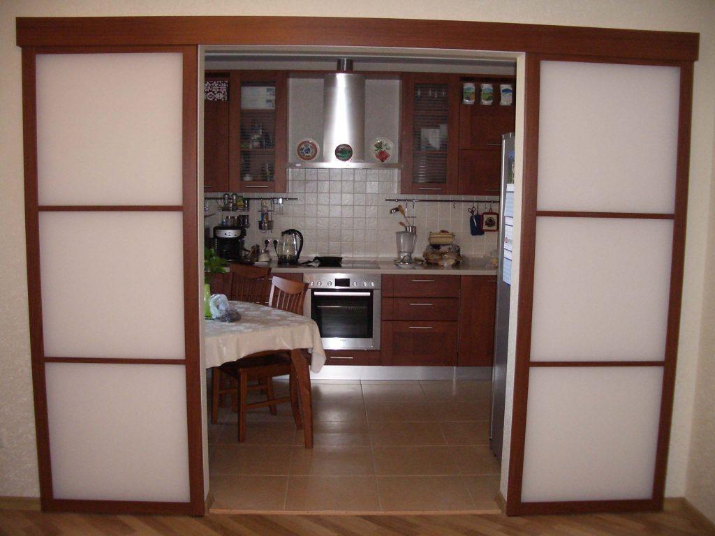 дизайн проект маленькой кухни