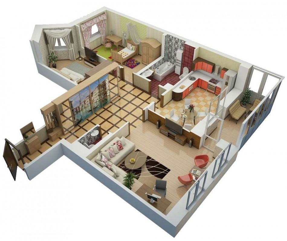 технический дизайн проект квартиры стоимость