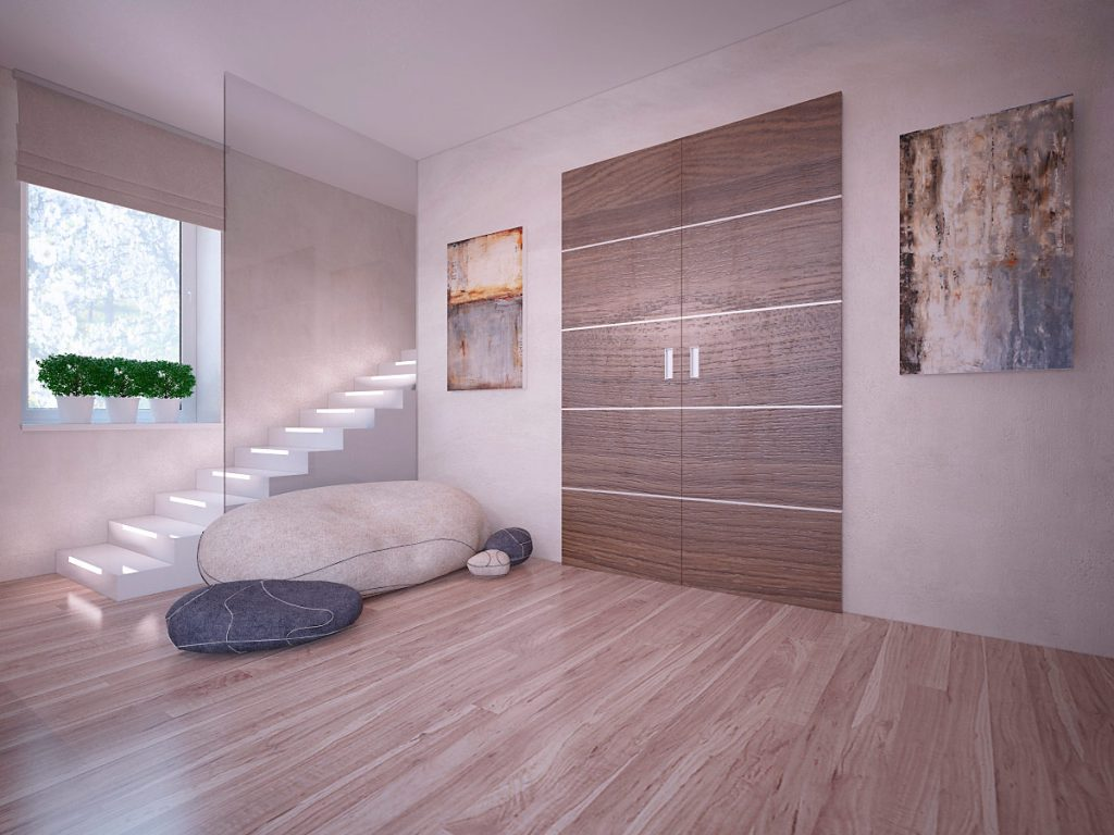 дизайн проект помещения