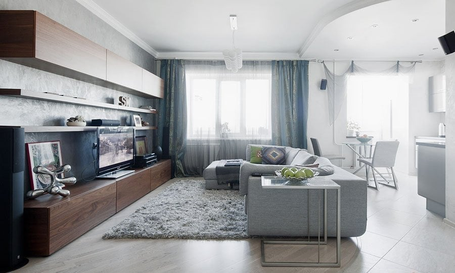 дизайн проекты панельных квартир