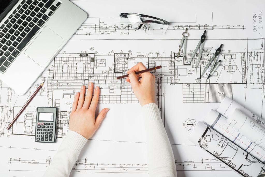 дизайн проект панельного дома