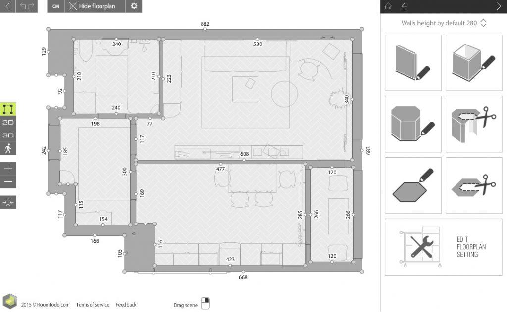 дизайн проект онлайн