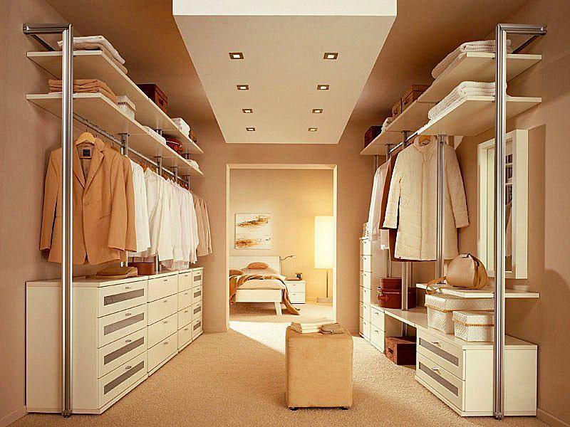 дизайн проект гардеробной