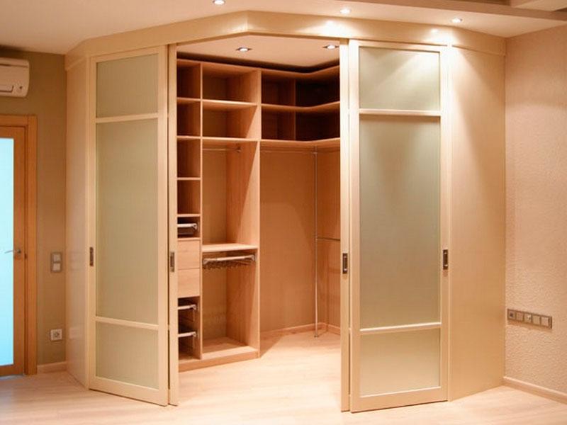 гардеробные комнаты дизайн проекты размеры