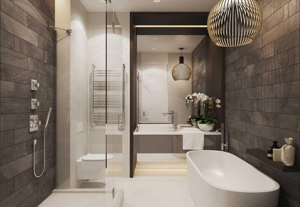 дизайн проект ванной сделать самой