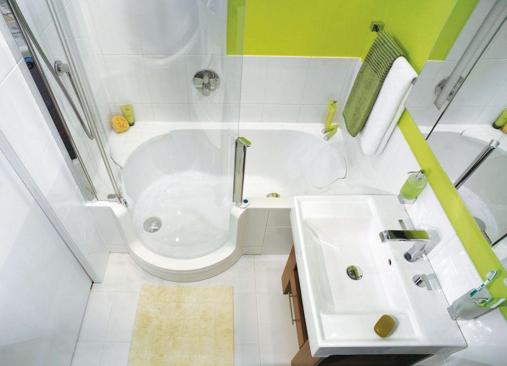 сделать дизайн проект ванной