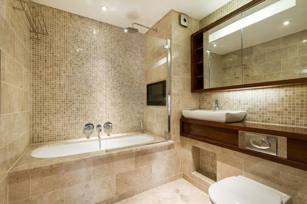 бесплатный дизайн проект ванной комнаты