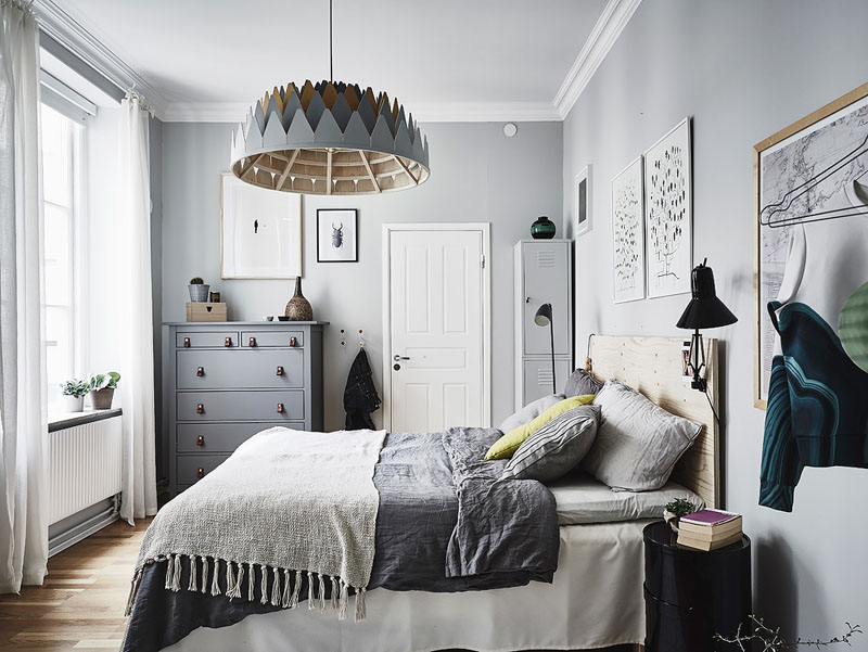 проекты спален дизайн фото