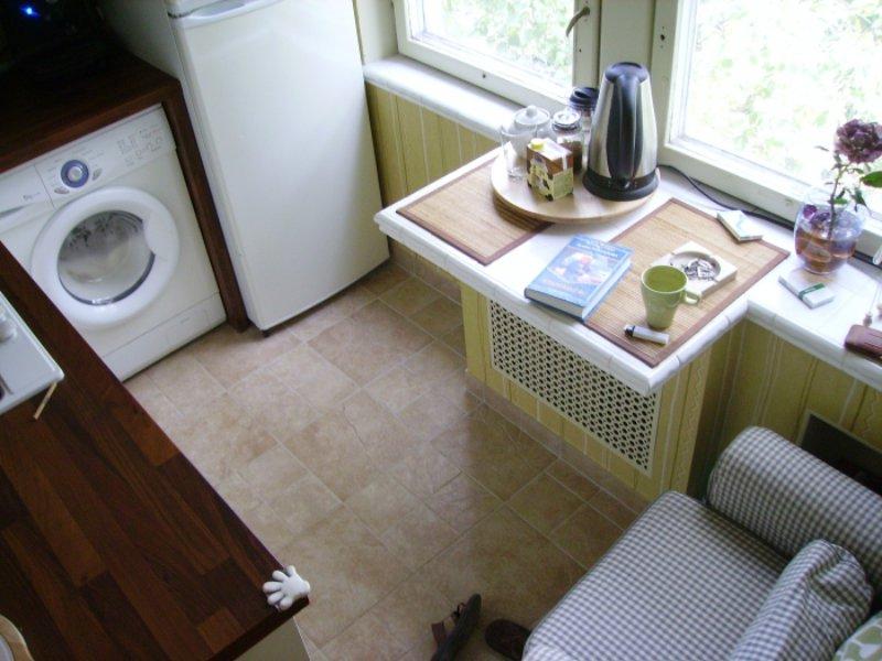 кухня 5 кв метров дизайн проект