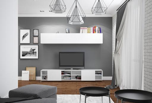 дизайн проект ремонта квартиры  в новостройке