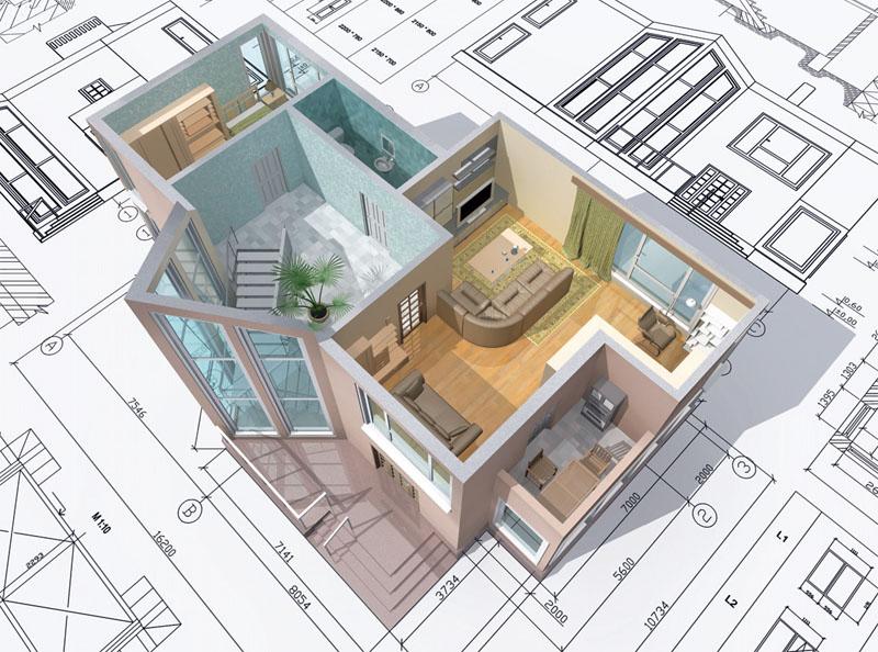 сколько стоит дизайн проект дома