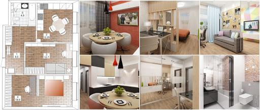 дизайн проект квартиры бесплатно