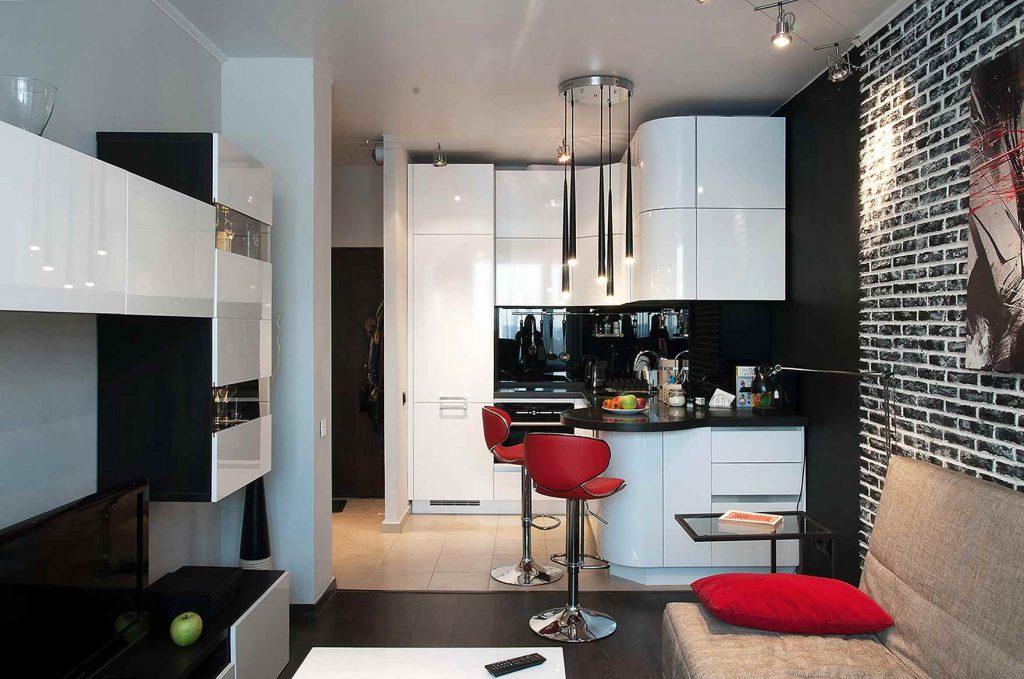 Дизайн-проект кухни 12 кв.м.