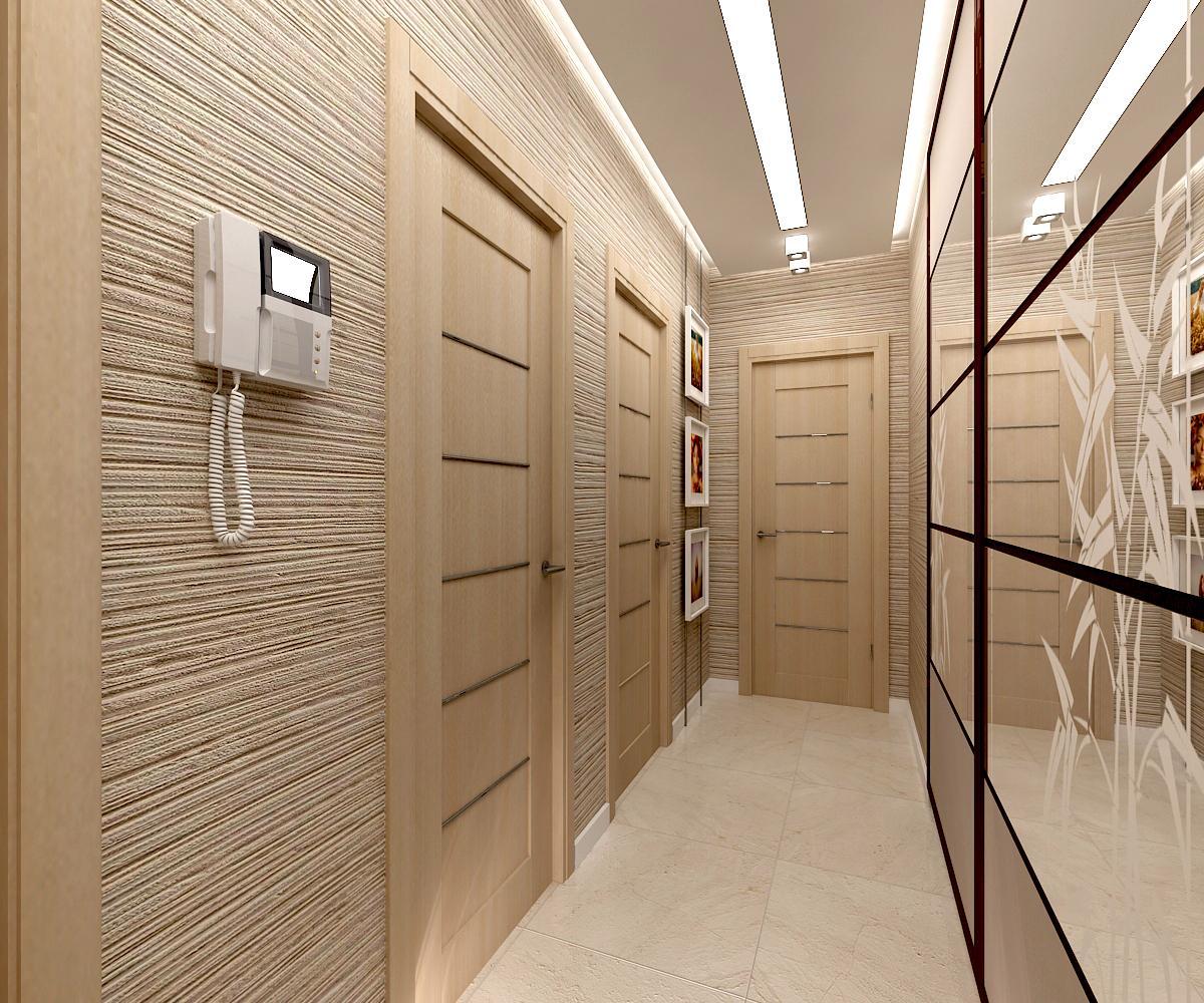 Dizajn dlinnogo koridora 1