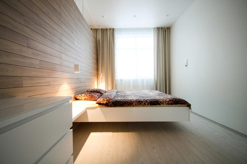 Spalnya v stile minimalizm 5d5c841542f39