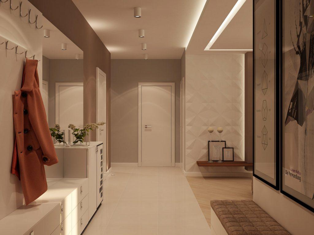 Дизайн-проект коридора